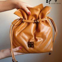 کیف شکلاتی کد 453